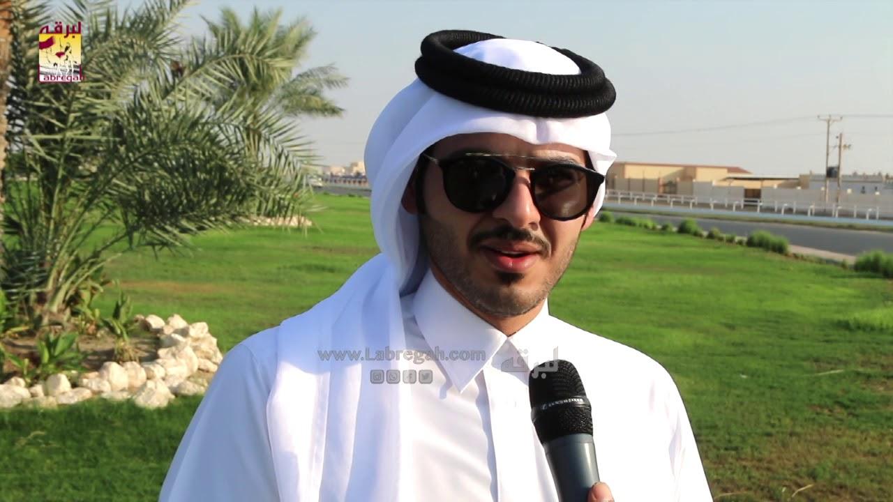 لقاء مع سلطان حمد تريحيب بن نايفة الشوط الرئيسي للقايا بكار إنتاج صباح ٢٥-١٠-٢٠١٩
