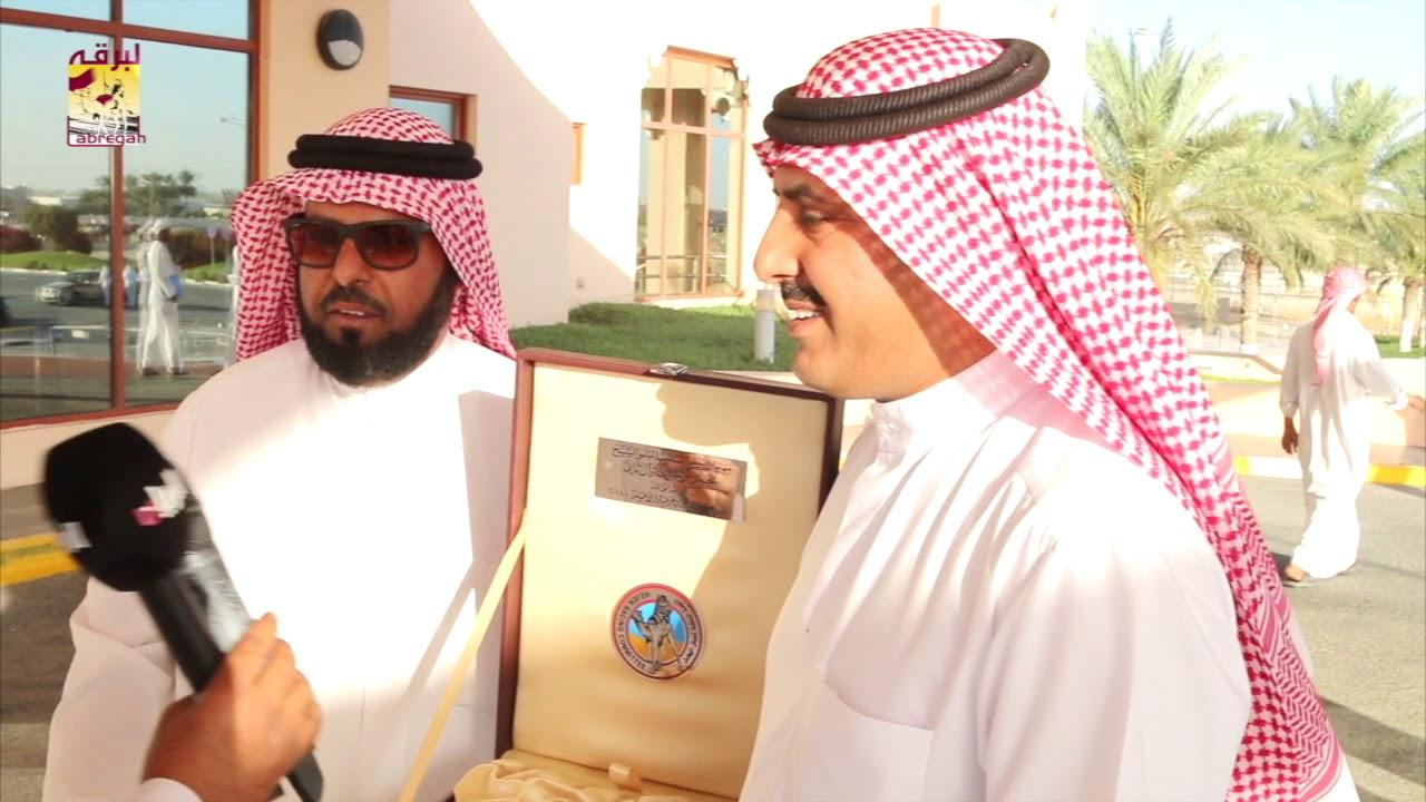 لقاء مع سلطان شافي العجمي الفائز بالخنجر الفضي للزمول المفتوح بمهرجان سمو الأمير الوالد  ١٤-٣-٢٠١٨