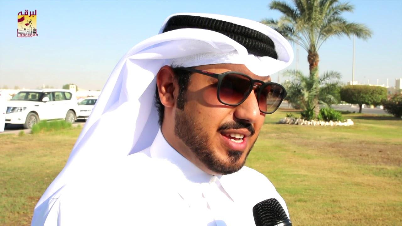 لقاء مع علي بن فاران بن قريع           الشوط الرئيسي للثنايا بكار مفتوح صباح ١٣-٩-٢٠١٩