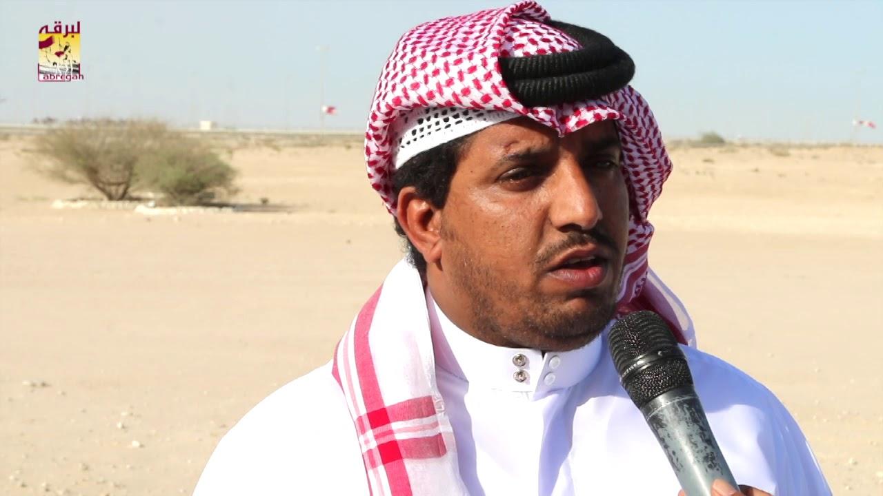 لقاء مع المضمر- هادي سالم بن فاتوح متحدثاً عن فوز هجن الشحانية بخنجر الجذاع قعدان عمانيات مساء ١٩-٤-٢٠١٨