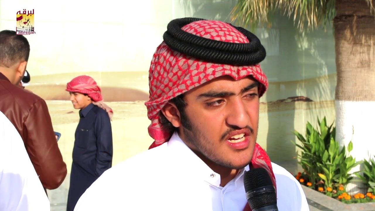 لقاء مع عبدالله بن محمد العطية الشلفة الفضية للقايا بكار إنتاج مساء ٢٢-١٢-٢٠١٨