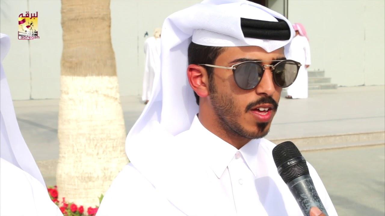 لقاءات مع الفائزين برموز الحيل والزمول أشواط الإنتاج العامة بمهرجان سمو الأمير الوالد  ١٢-٣-٢٠١٨