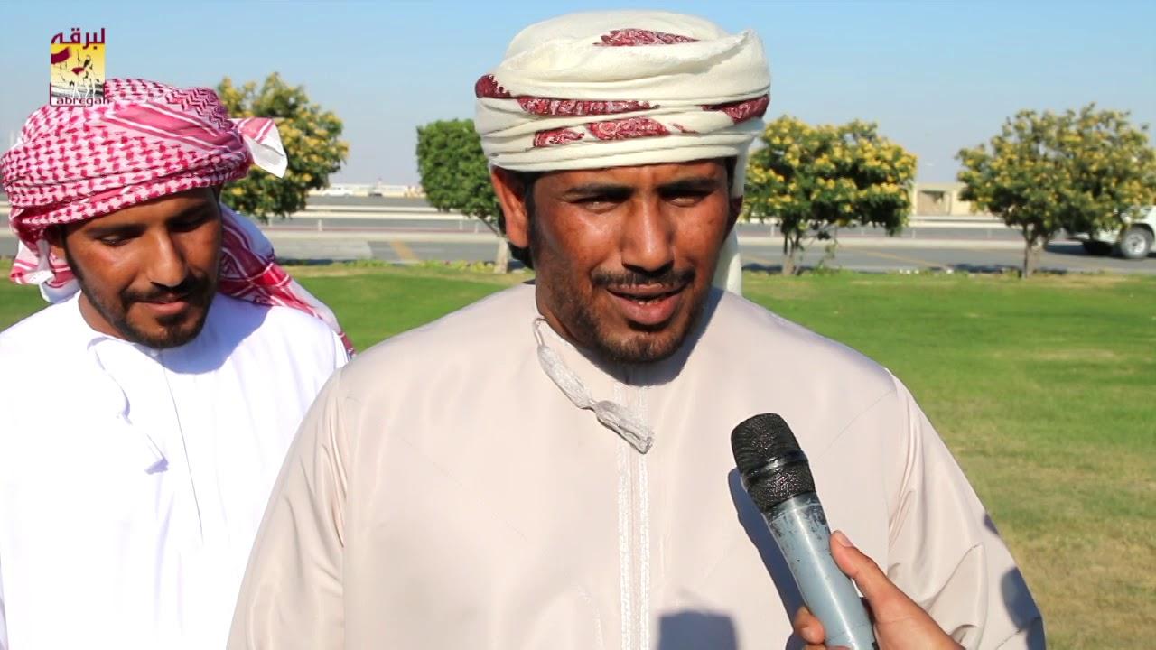 لقاء مع صالح بن زويد الجحافي الشوط الرئيسي للجذاع بكار إنتاج صباح ٥-٢-٢٠١٩