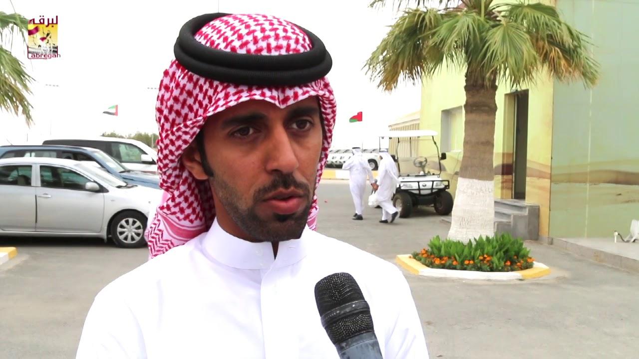 لقاء مع عبدالله علي سلامة الهاجري الخنجر الذهبي للحقايق قعدان إنتاج مهرجان سمو الأمير المفدى مساء ٥-٤-٢٠١٩