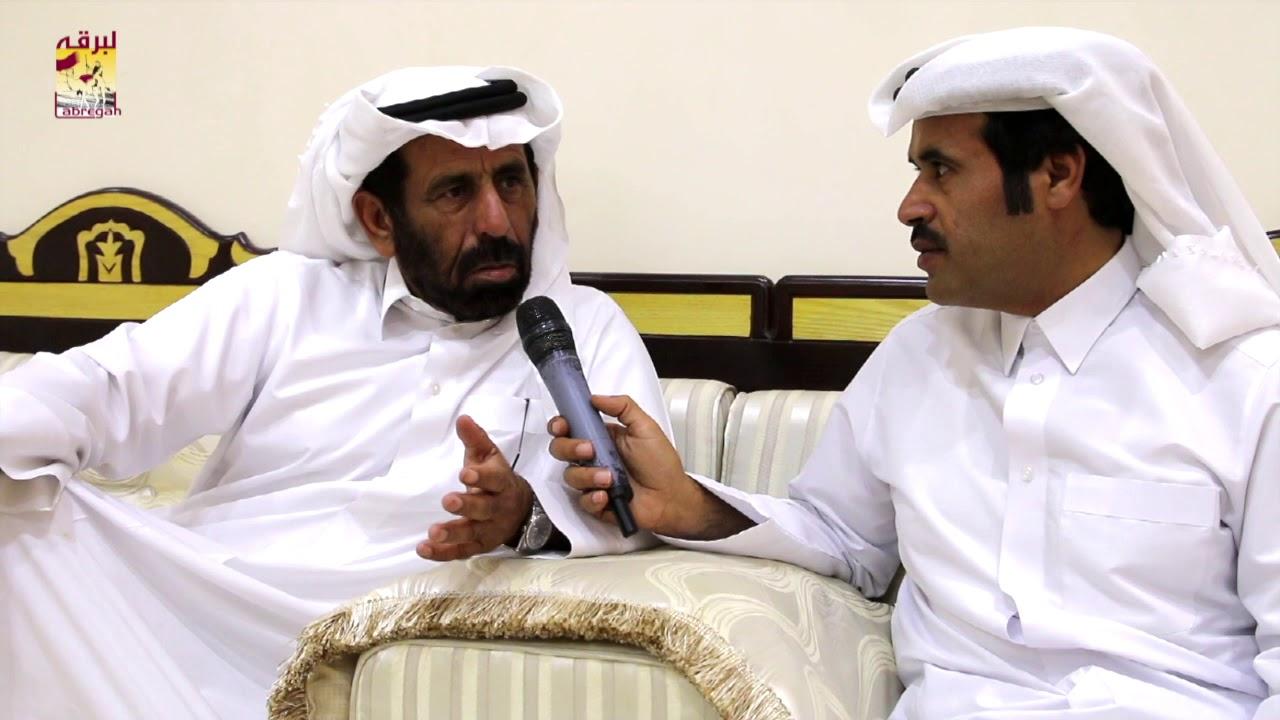 لقاء مع سالم بن فاران المري الخنجر الذهبي للقايا قعدان عمانيات مهرجان سمو الأمير المفدى مساء ١-٤-٢٠١٩