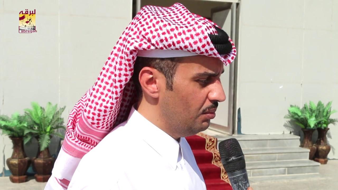 لقاء مع حمد بن غانم الهديفي الفائز بالخنجر الفضي للجذاع قعدان المفتوح ١٨-٤-٢٠١٨