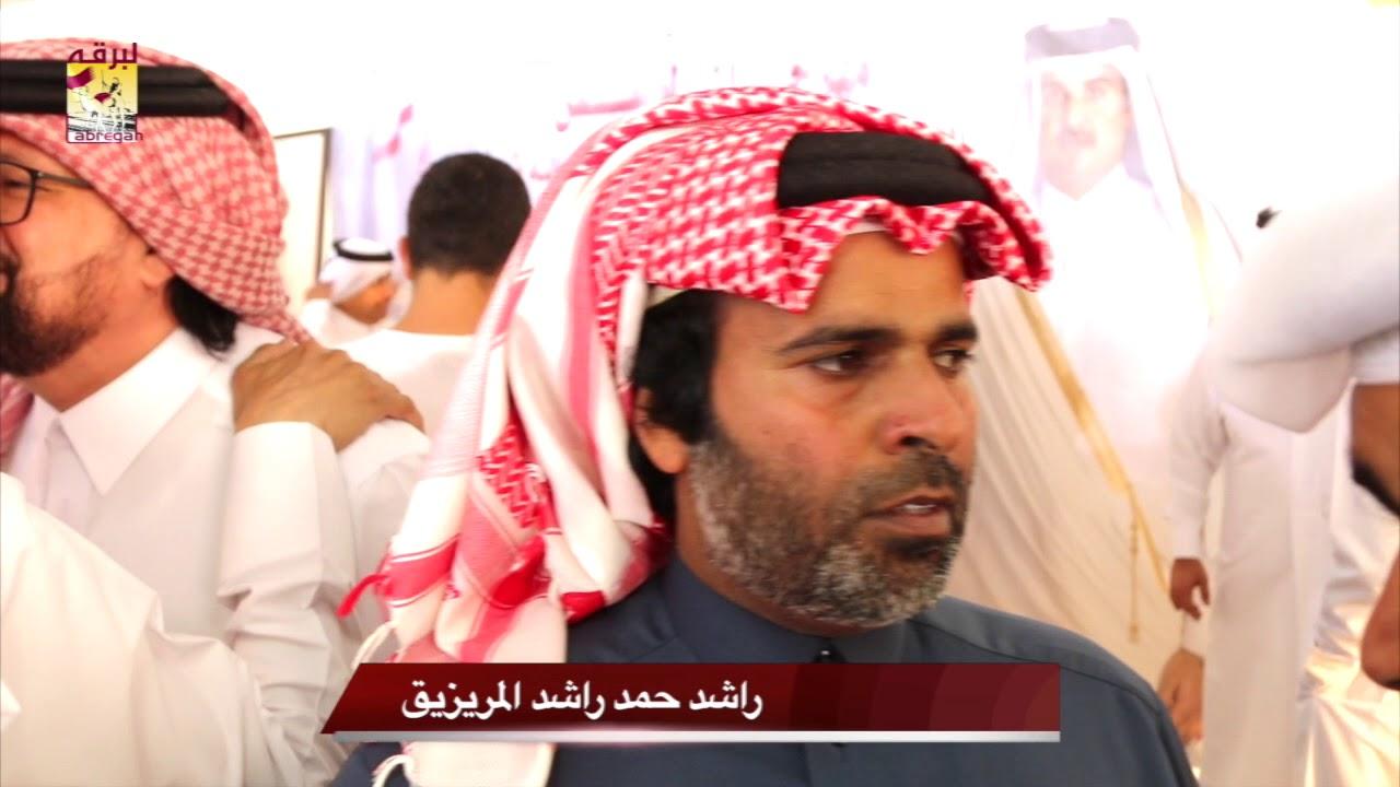 لقاء مع راشد حمد راشد المريزيق الفائز بالخنجر الفضي للزمول عمانيات مهرجان المؤسس مساء ٢٩-١٢-٢٠١٧