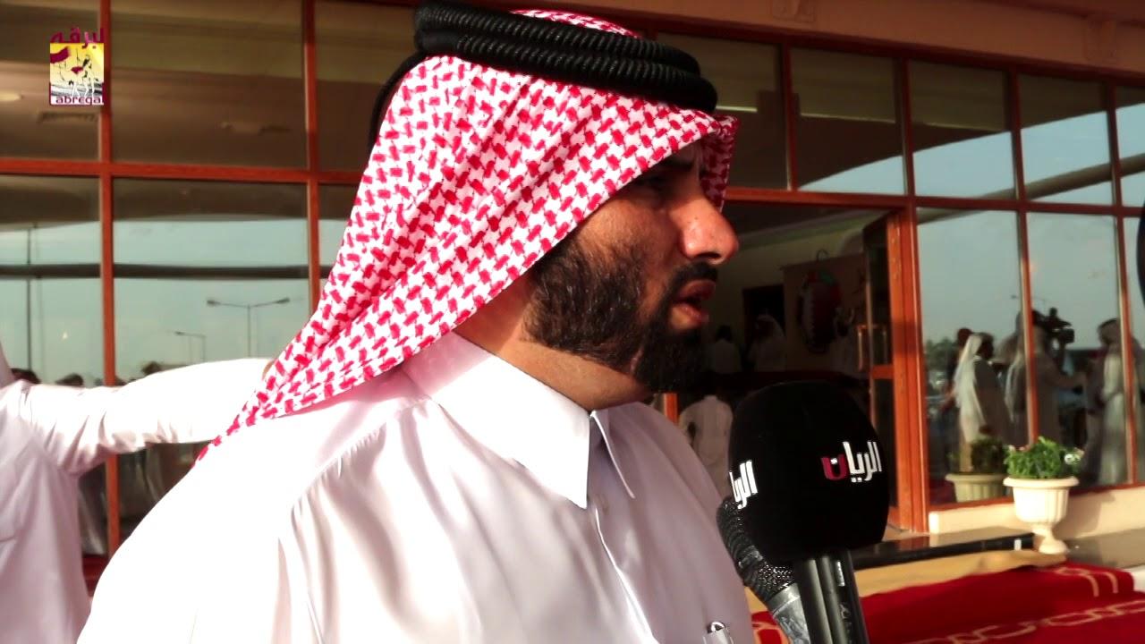 لقاء مع محمد بن ناصر الشنجل الفائز بالشلفة الفضية للثنايا بكار مهرجان تحدي قطر ١٠ ٥ ٢٠١٨