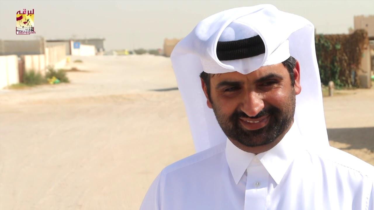 لقاء مع علي بن حمد السندوانة الشوط الرئيسي للجذاع بكار إنتاج المحلي الثالث صباح ١٣-١٠-٢٠١٨