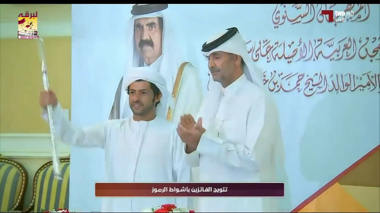 لقاء مع محمود محمد الوهيبي متحدثاً عن الفوز بالشلفة الفضية للقايا بكار المفتوح مهرجان سمو الأمير الوالد ٦-٣-٢٠١٨