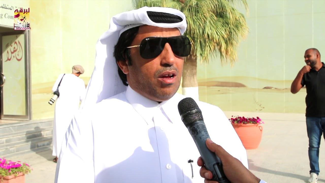 لقاء مع راشد بن بطي الزعبي الشلفة الفضية للقايا بكار إنتاج مهرجان سمو الأمير المفدى مساء ٣٠-٣-٢٠١٩