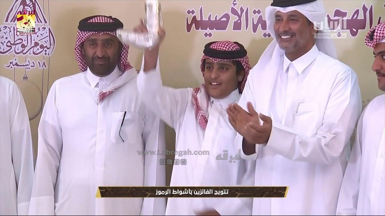 لقاء مع محمد بن خالد العطية..الفائز بالخنجر الفضي للزمول إنتاج مساء ٩-١٢-٢٠١٩