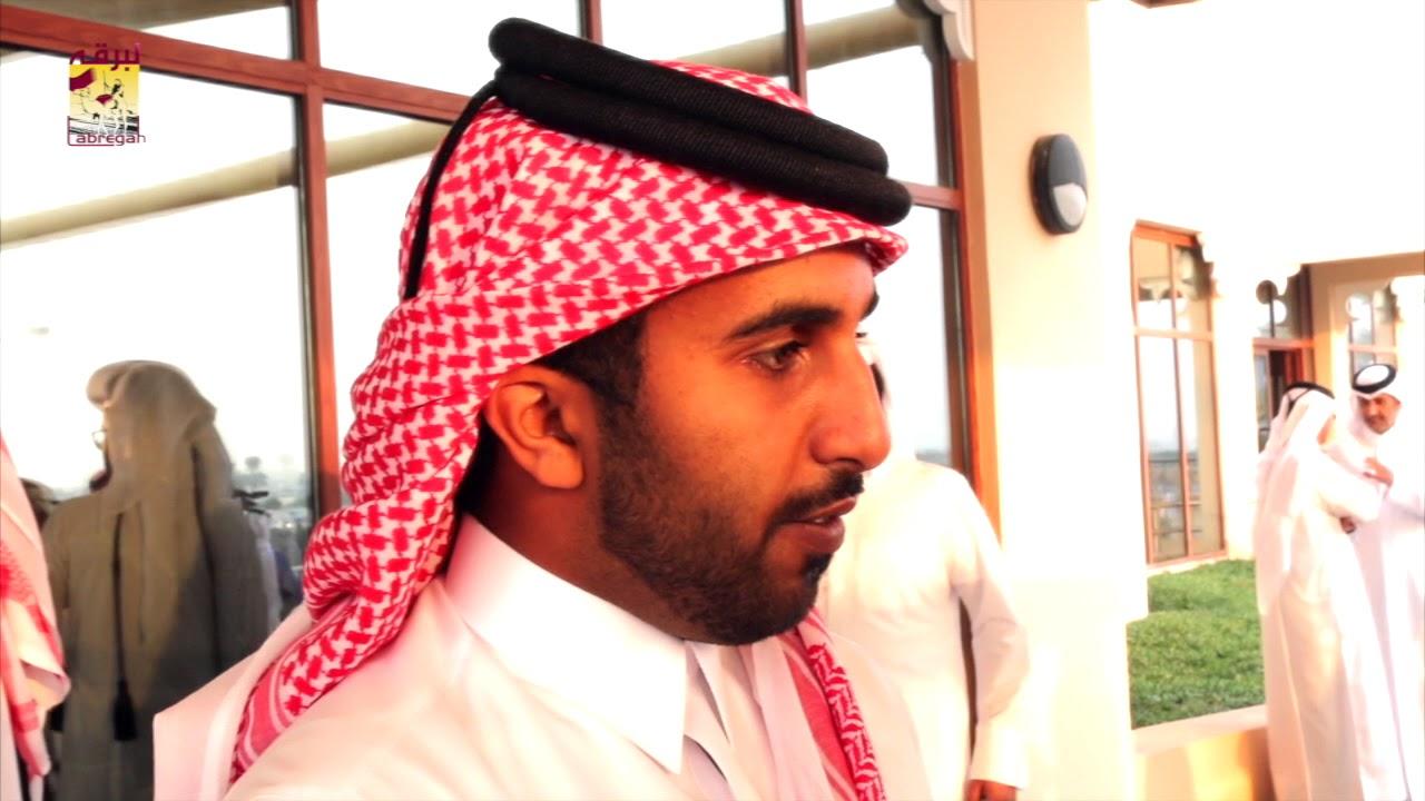 لقاء مع خليفة حمد خليفة العطية الفائز بالسيف الذهبي للحيل المفتوح مهرجان المؤسس مساء ٢٩-١٢-٢٠١٧