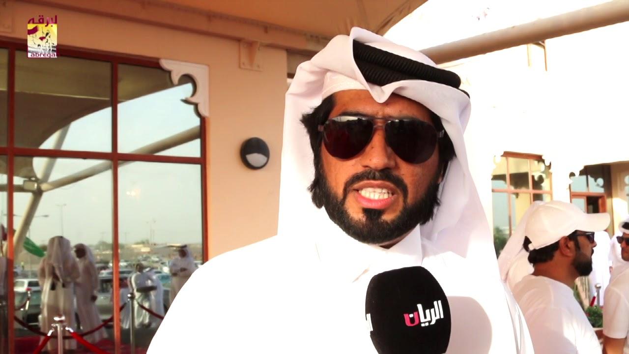 لقاء مع جارالله بن محمد بن عقيل الفائز بالخنجر الفضي للثنايا قعدان مهرجان تحدي قطر ١٠ ٥ ٢٠١٨
