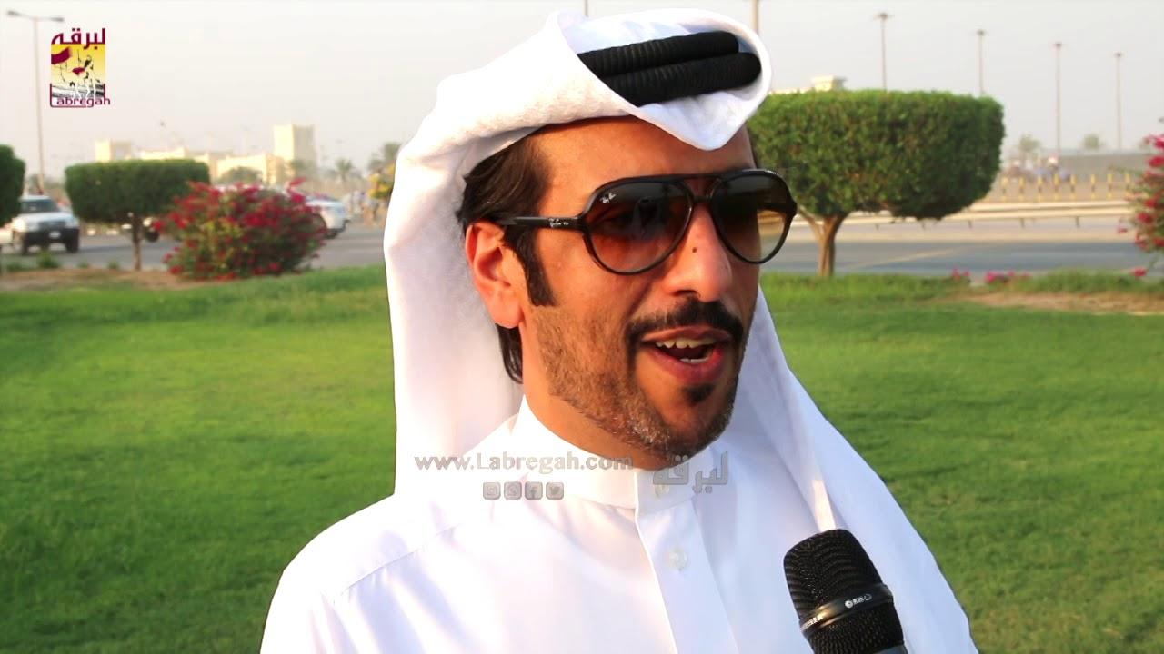 لقاء مع عبدالله بن ناصر الخليفة.. الشوط الرئيسي للقايا بكار إنتاج صباح ٨-١١-٢٠١٩