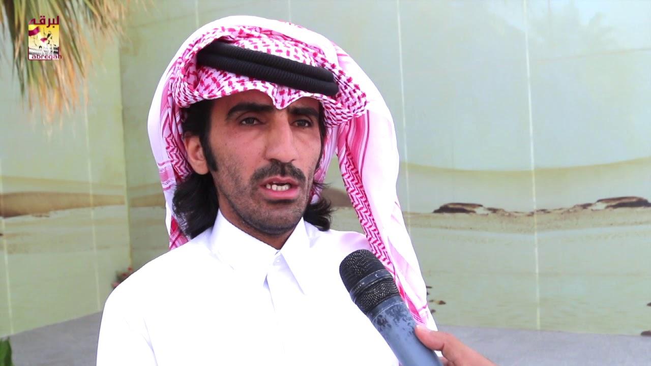 لقاء مع محمد بن حمد الشراب الخنجر الفضي للجذاع قعدان بمهرجان تحدي قطر ٢٥-٤-٢٠١٩