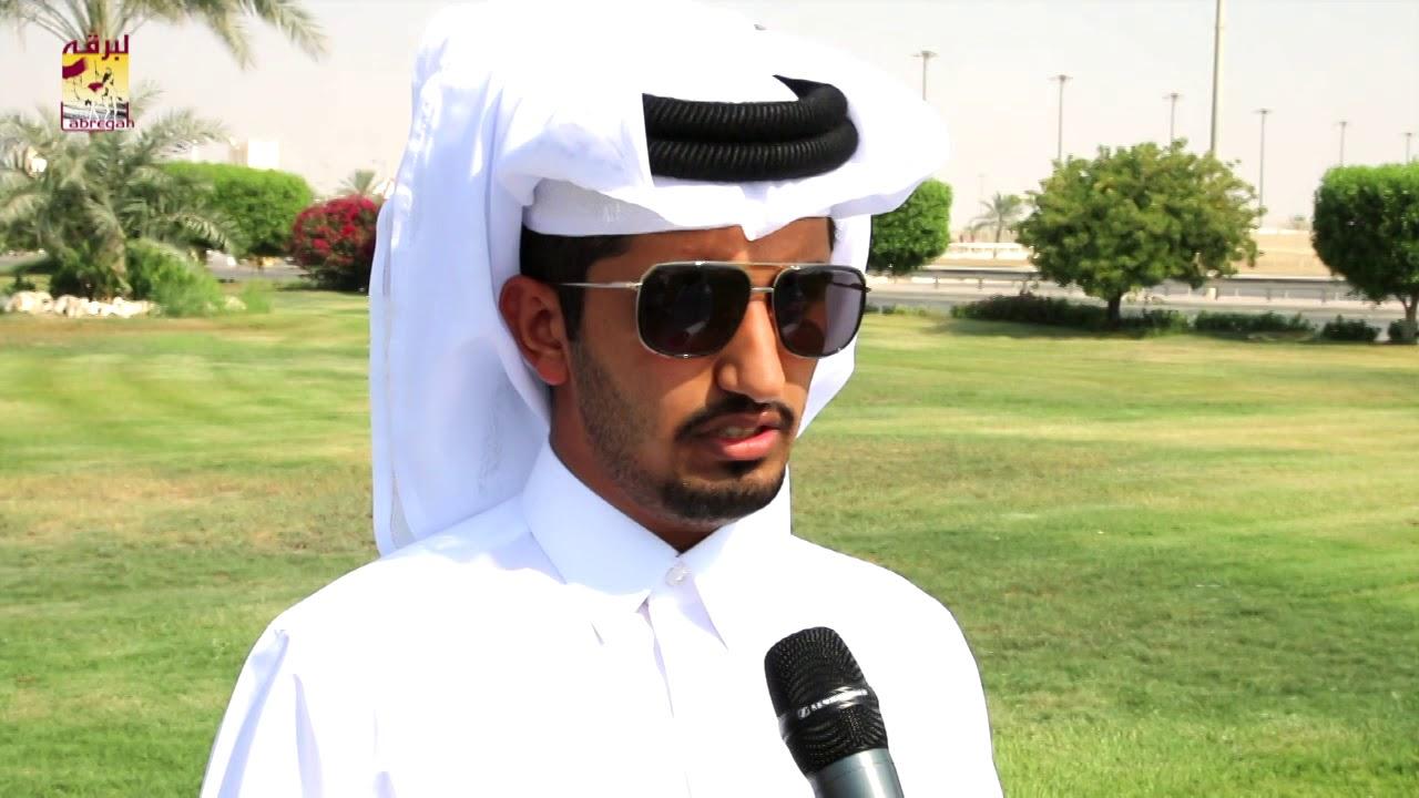 لقاء مع محمد بن مبارك النابت الشوط الرئيسي للقايا بكار مفتوح صباح ١١-١٠-٢٠١٩