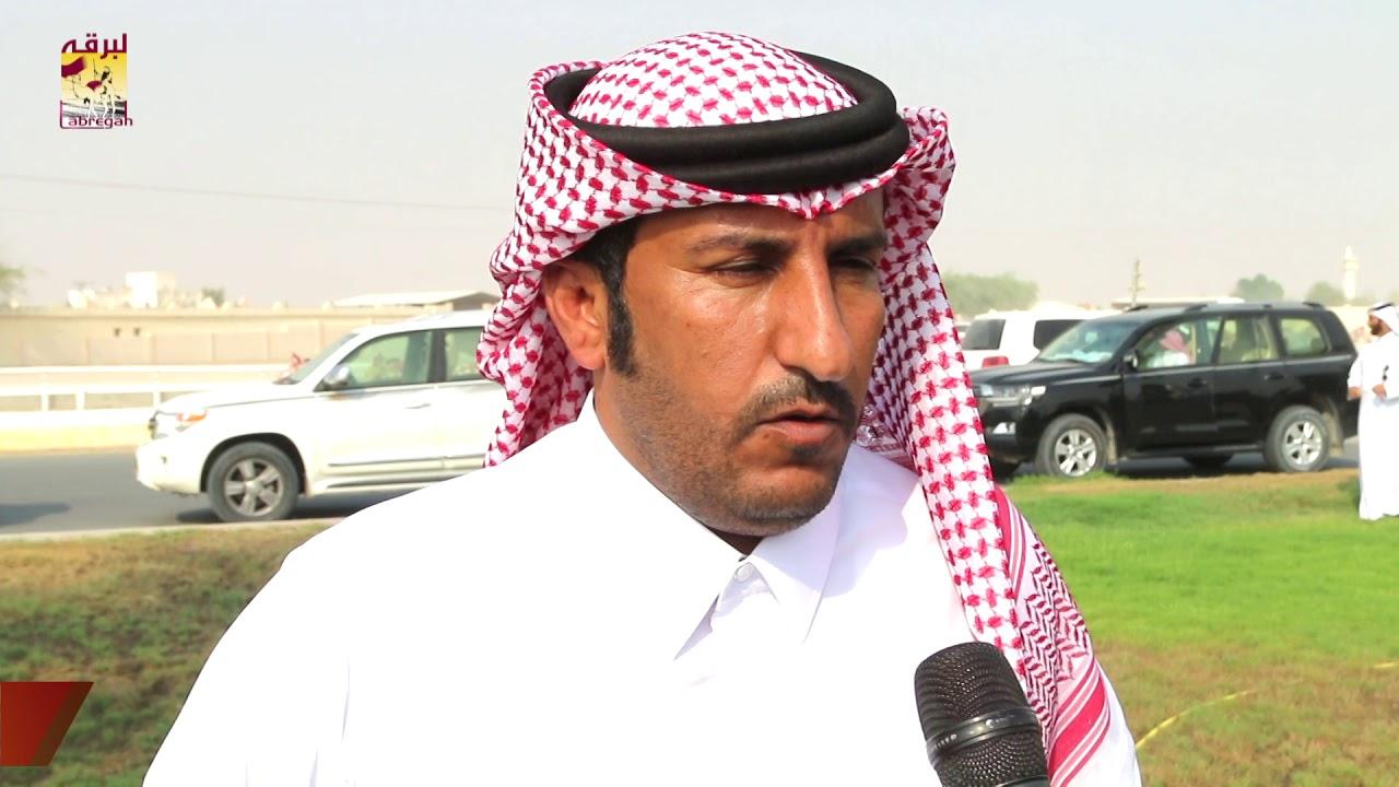 لقاء مع حمد بن طالب بن عمارة الشوط الرئيسي للحقايق قعدان إنتاج بالأشواط العامة المحلي الثاني ٢٢-٩-٢٠١٨