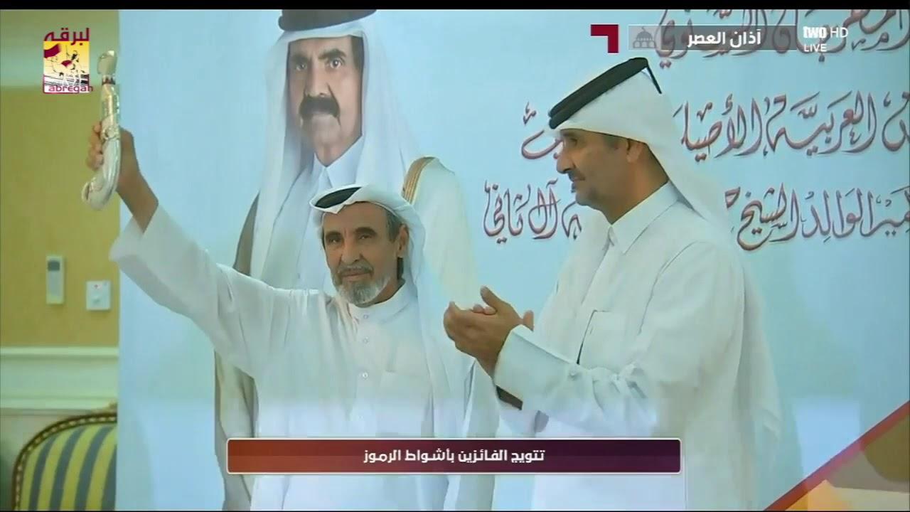 لقاء مع سالم سعيد العيدة متحدثاً عن الفوز بالخنجر الفضي للقايا قعدان عمانيات مهرجان سمو الأمير الوالد ٦-٣-٢٠١٨