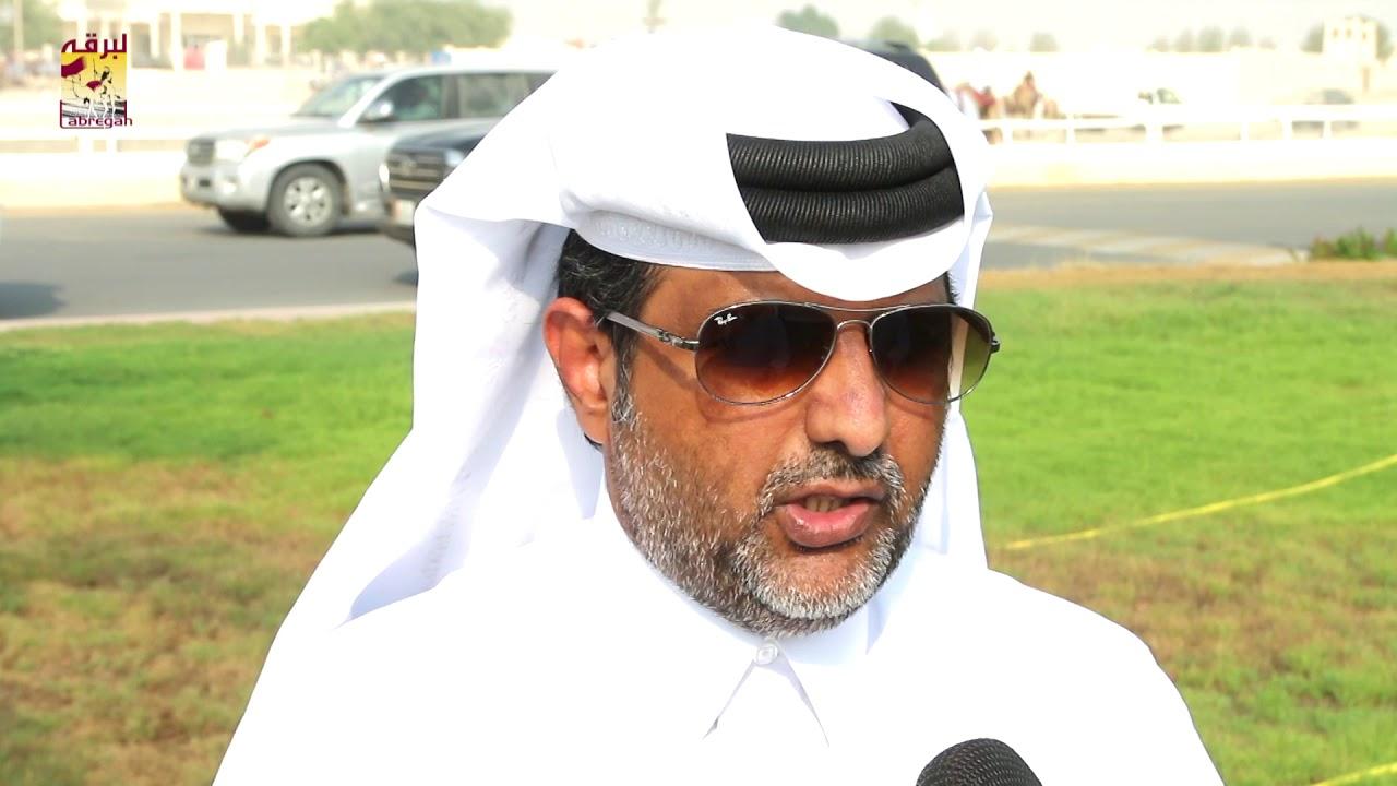 لقاء مع سالم بن محمد بن قحيز الشوط الرئيسي للحقايق بكار إنتاج بالأشواط العامة المحلي الثاني ٢٢-٩-٢٠١٨