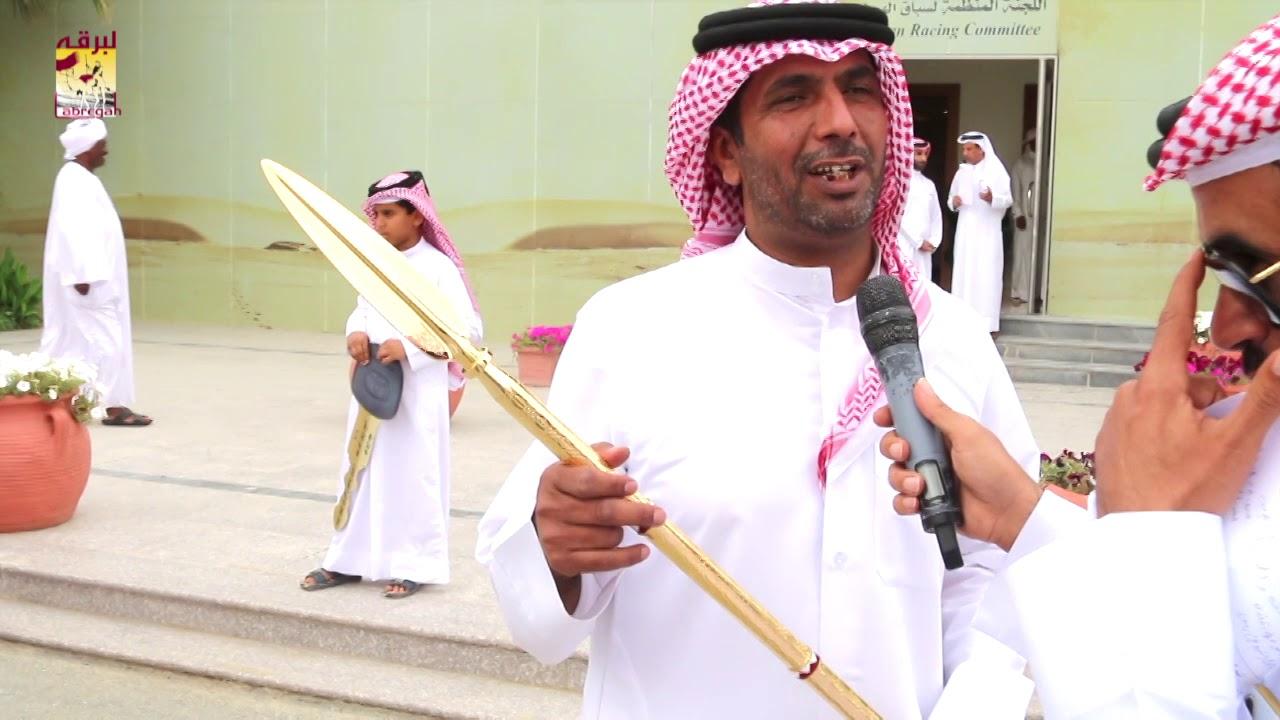 لقاء مع فاران بن محمد بن قريع الشلفة الذهبية للحقايق بكار إنتاج مهرجان سمو الأمير المفدى مساء ٥-٤-٢٠١٩