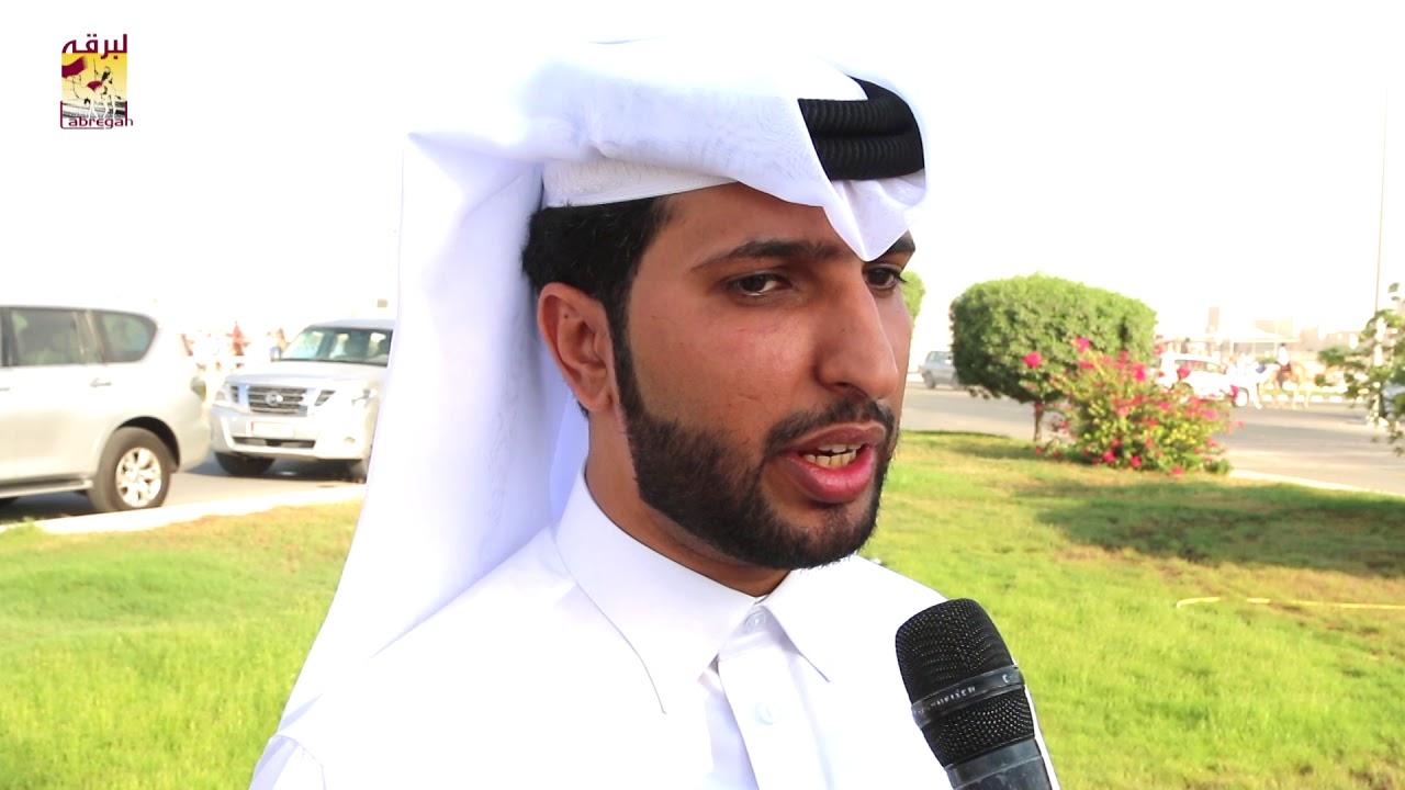 لقاء مع فهد بن ذروة المري الفائز بالشوط الرئيسي للثنايا قعدان إنتاج المحلي الثاني ٢٨-٩-٢٠١٨