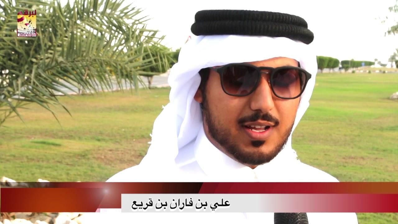 لقاء مع علي بن فاران بن قريع الشوط الرئيسي للثنايا قعدان المفتوح صباح ٣٠-١١-٢٠١٨