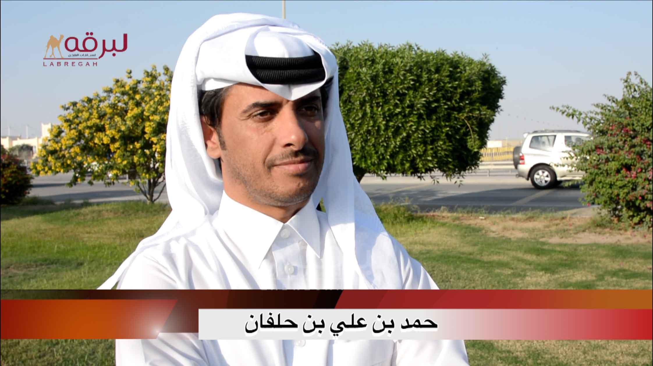 لقاء مع حمد بن علي بن حلفان.. الشلفة الذهبية جذاع بكار « عمانيات » الأشواط المفتوحة ٣-١٢-٢٠٢٠