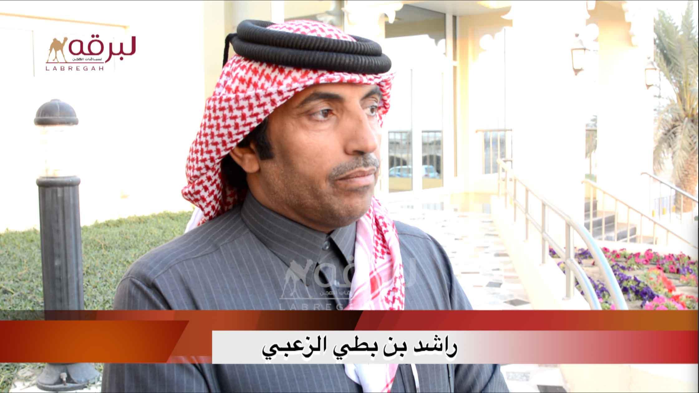 لقاء مع راشد بن بطي الزعبي.. السيف الذهبي للحيل مفتوح أشواط مفتوحة  ٩-١٢-٢٠٢٠