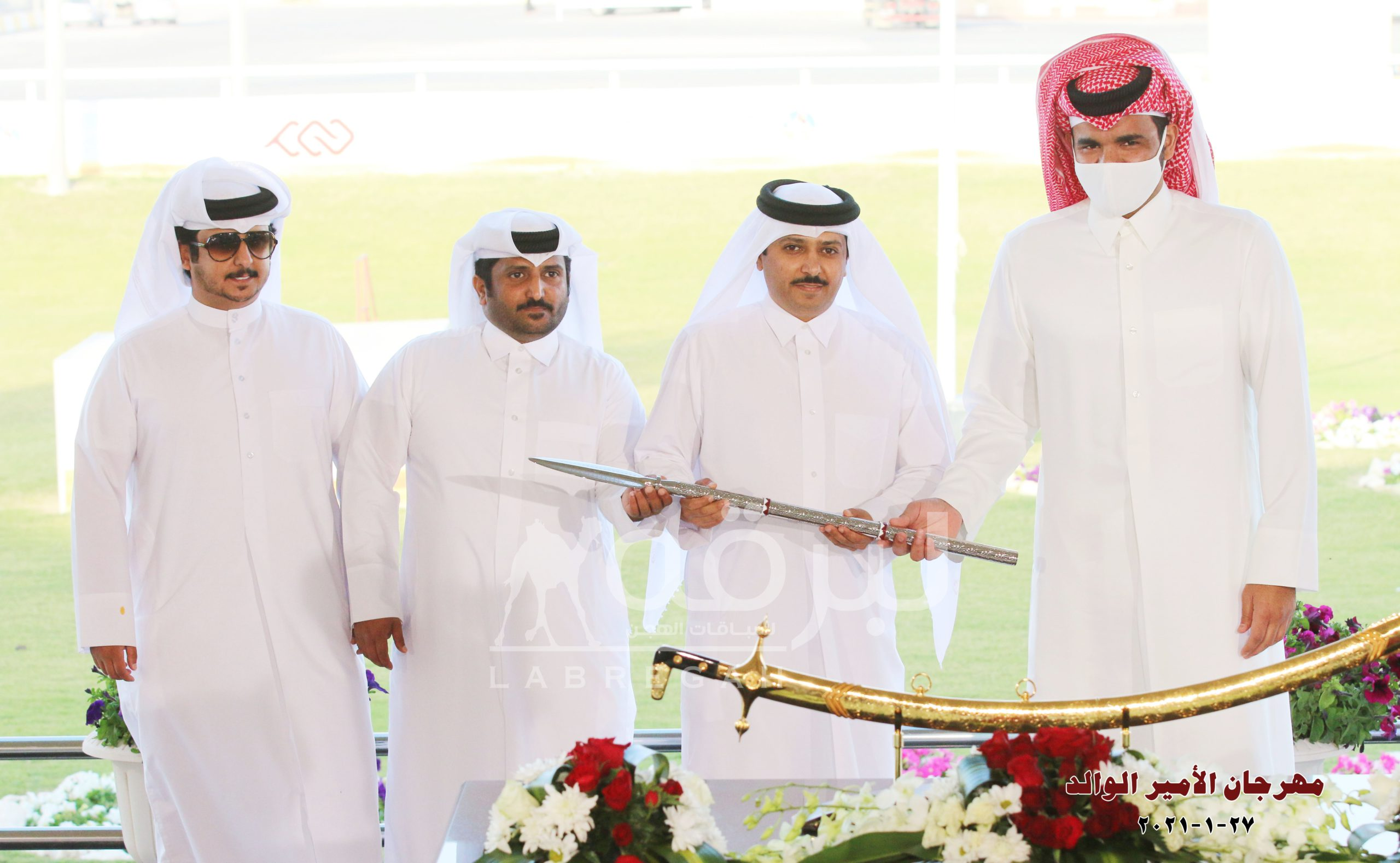 """سعد العتيبي: سعداء للغاية برمز """"عوايد"""" الذي تحقق في مهرجان غالي على قلوبنا"""