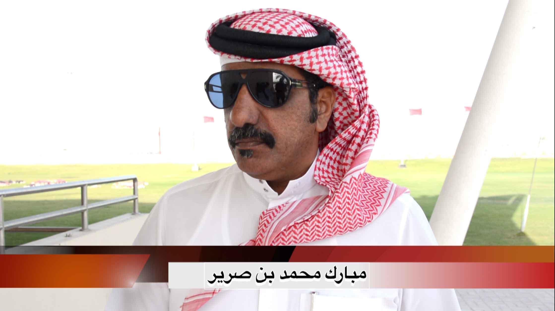 لقاء مع مبارك محمد بن صرير.. الخنجر الذهبي جذاع قعدان « إنتاج » الأشواط المفتوحة  ٢١-١-٢٠٢١