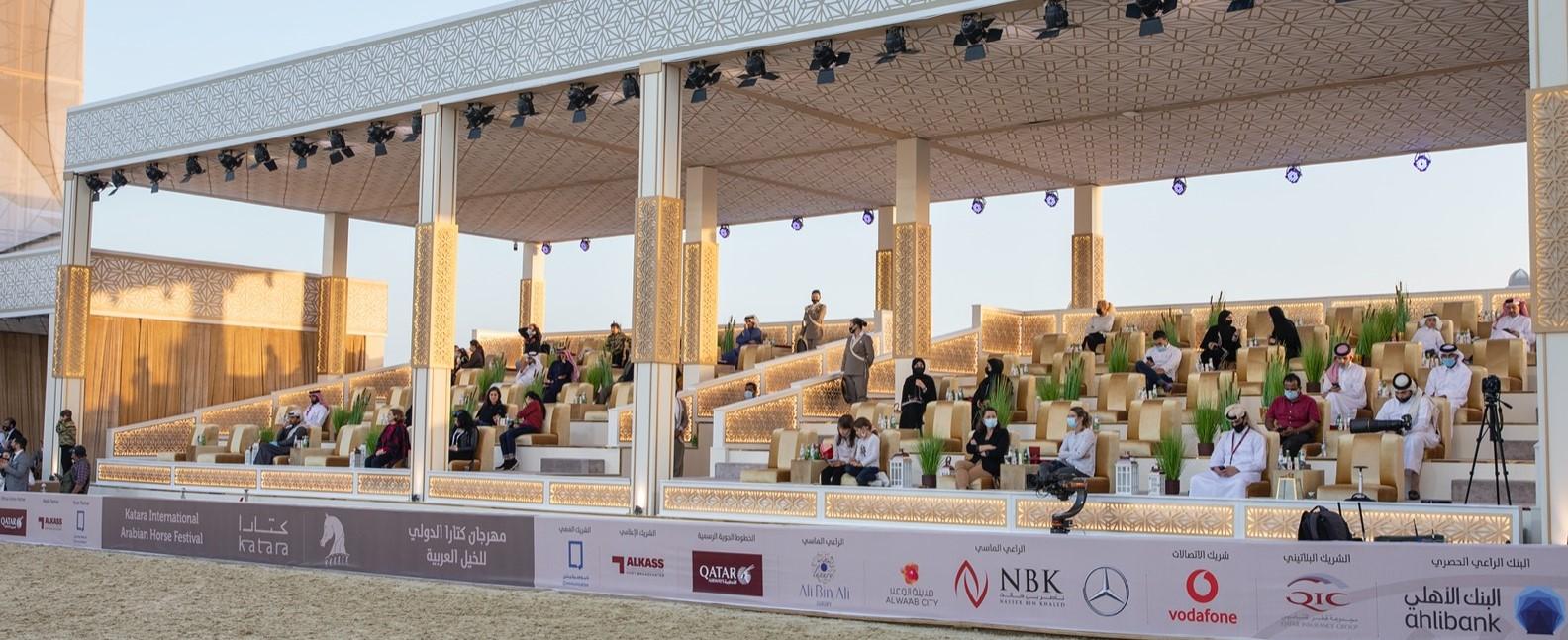 اليوم.. نهائيات بطولة كتارا الدولية لجمال الخيول العربية الأصيلة