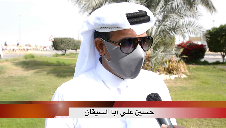 لقاء مع حسين علي أبا السيقان.. الشوط الرئيسي للحيل « إنتاج » الأشواط العامة  ٤-٣-٢٠٢١