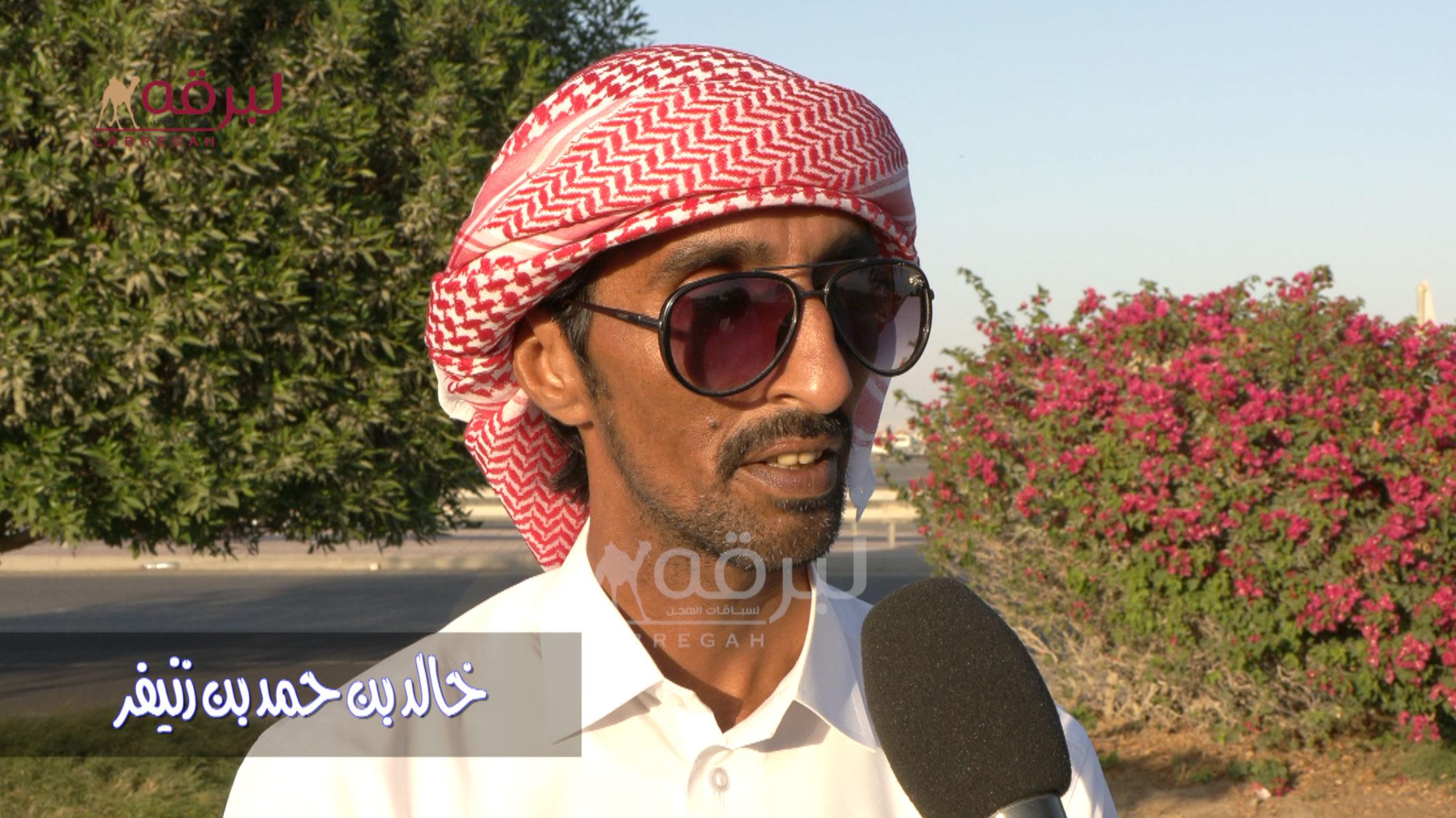 لقاء مع خالد بن حمد بن زنيفر.. الشوط الرئيسي للجذاع بكار (عمانيات) الأشواط العامة  ٢٣-١٠-٢٠٢١