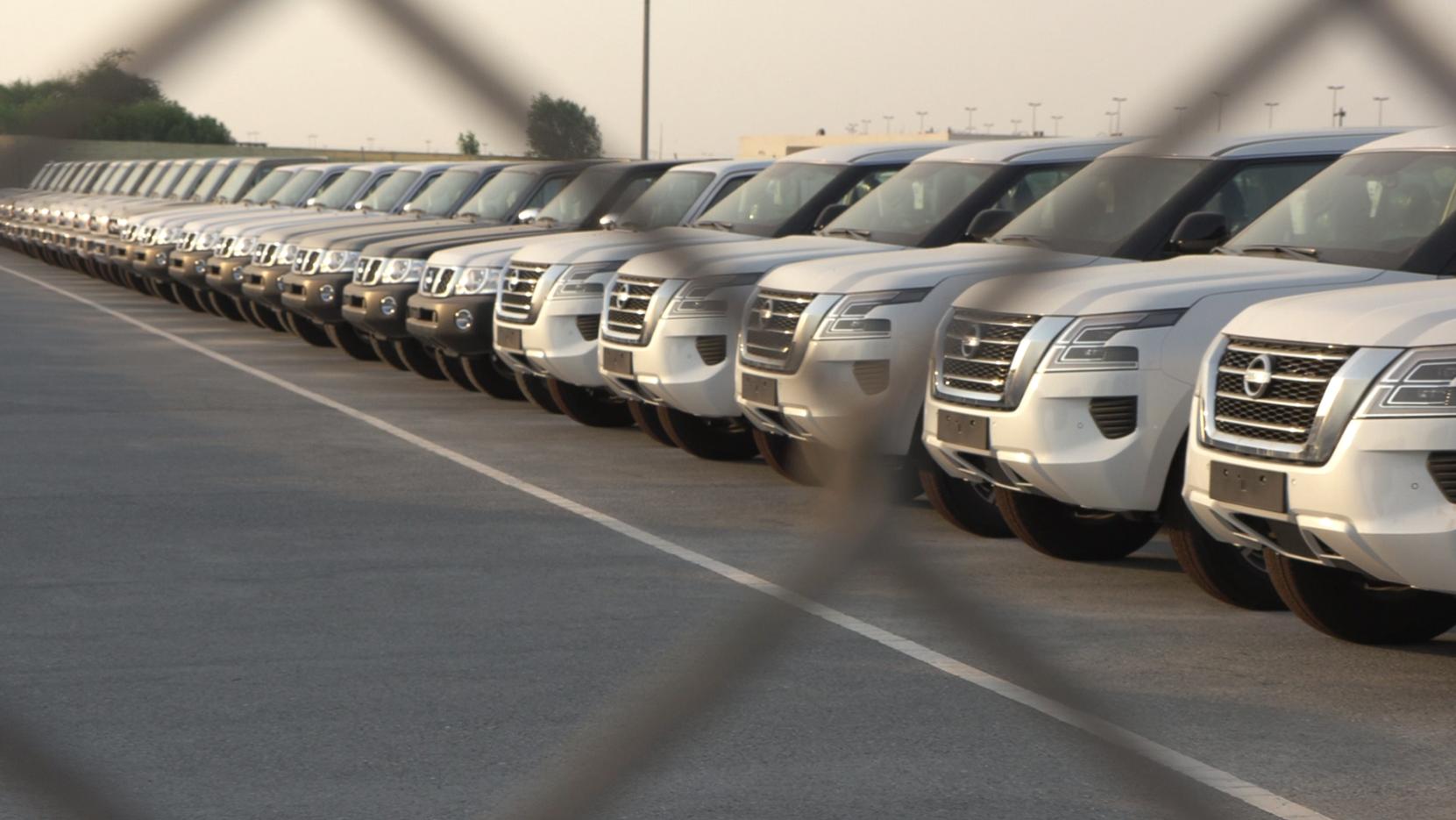 20 سيارة تشعل منافسات الحقايق واللقايا بالمحلي الثالث